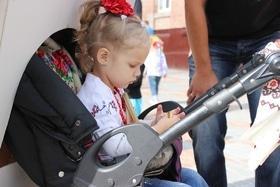 Фото 45 - Парад детских колясок 'Baby boom' 2017
