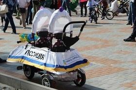 Фото 40 - Парад детских колясок 'Baby boom' 2017