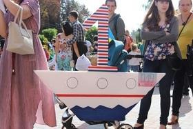 Фото 37 - Парад детских колясок 'Baby boom' 2017