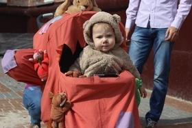 Фото 38 - Парад детских колясок 'Baby boom' 2017