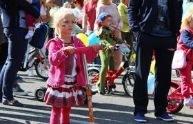 Фото 32 - Парад детских колясок 'Baby boom' 2017