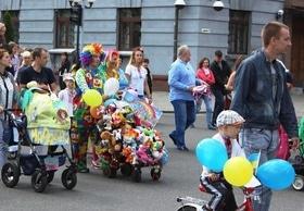Фото 19 - Парад детских колясок 'Baby boom' 2017