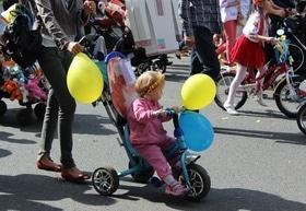 Фото 17 - Парад детских колясок 'Baby boom' 2017