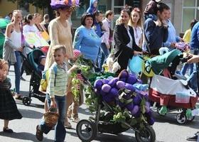 Фото 16 - Парад детских колясок 'Baby boom' 2017