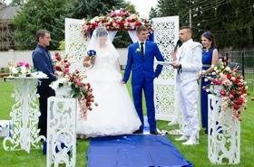 Фото 4 - Свадьба