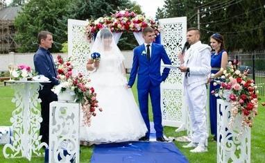 Громенко Владислава - Свадьба - фото 4