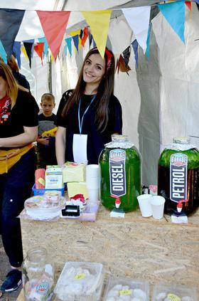 Фото 1 - Спортивно-благотворительный фестиваль 'CherITy 2017'