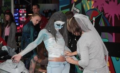 "Косплей-вечеринка в ТРЦ ""Lubava"" (фото – Oleg Voynilovich) - фото 1"