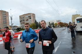 Фото 2 - Полумарафон 'New Run 2017' в Черкассах
