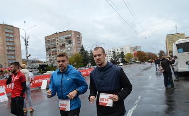 "Полумарафон ""New Run 2017"" в Черкассах - фото 2"