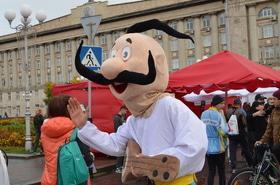 Фото 8 - Полумарафон 'New Run 2017' в Черкассах