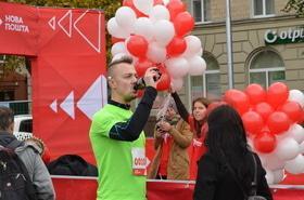 Фото 12 - Полумарафон 'New Run 2017' в Черкассах