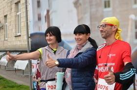 Фото 14 - Полумарафон 'New Run 2017' в Черкассах
