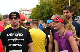 Фото 20 - Полумарафон 'New Run 2017' в Черкассах