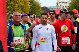 Фото 26 - Полумарафон 'New Run 2017' в Черкассах