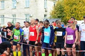 Фото 30 - Полумарафон 'New Run 2017' в Черкассах