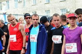 Фото 32 - Полумарафон 'New Run 2017' в Черкассах