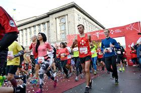 Фото 35 - Полумарафон 'New Run 2017' в Черкассах