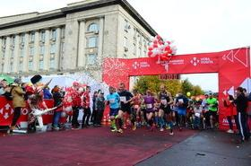 Фото 36 - Полумарафон 'New Run 2017' в Черкассах