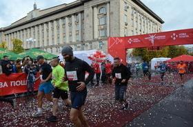 Фото 40 - Полумарафон 'New Run 2017' в Черкассах