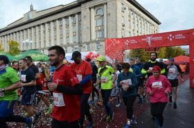 Фото 39 - Полумарафон 'New Run 2017' в Черкассах