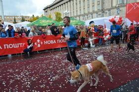 Фото 43 - Полумарафон 'New Run 2017' в Черкассах