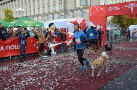 Фото 42 - Полумарафон 'New Run 2017' в Черкассах