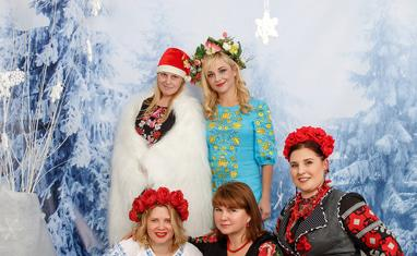 Веретельник Петр - Портфолио Новогодние корпоративы - фото 4