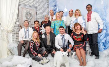 Веретельник Петр - Портфолио Новогодние корпоративы - фото 5