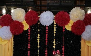 Victoria Garden - Костюмована вечірка Мінні та Міккі Мауса - фото 1
