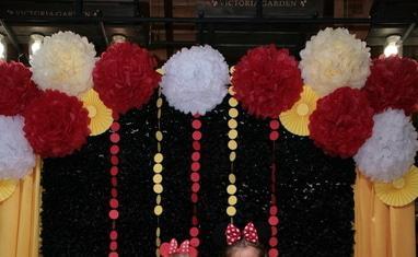 Victoria Garden - Костюмована вечірка Мінні та Міккі Мауса - фото 2