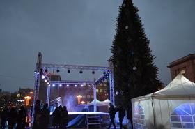 Фото 2 - Открытие главной елки Черкасс 2017