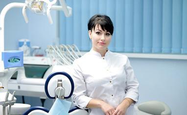 Стоматология Соболевского - Виноградова Оксана Петровна - фото 1