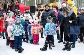 Фото 27 - Празднование Масленицы в парке 'Сосновый бор'