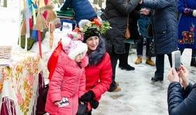 Фото 23 - Празднование Масленицы в парке 'Сосновый бор'