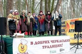 Фото 22 - Празднование Масленицы в парке 'Сосновый бор'