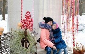 Фото 20 - Празднование Масленицы в парке 'Сосновый бор'