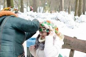 Фото 19 - Празднование Масленицы в парке 'Сосновый бор'