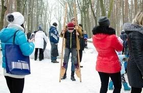 Фото 13 - Празднование Масленицы в парке 'Сосновый бор'