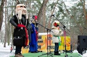 Фото 3 - Празднование Масленицы в парке 'Сосновый бор'