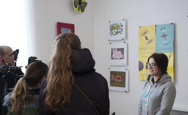 """Художественный музей - Социально-художественный проект """"Хвост-ART"""" - фото 2"""