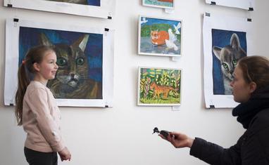 """Художественный музей - Социально-художественный проект """"Хвост-ART"""" - фото 3"""