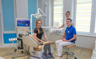 Сучасна Сімейна Стоматологія - Фото з пацієнтами - фото 2