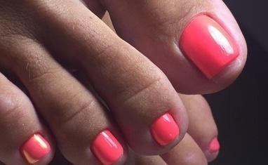 Nail-Практик - Аппаратный педикюр - фото 3