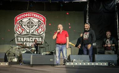 "Мотофестиваль ""Тарасова гора"". Фото – Юрий Бондаренко - фото 5"