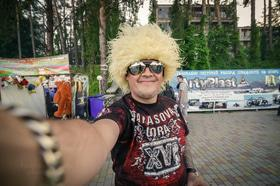 Фото 3 - Мотофестиваль 'Тарасова гора'. Фото – Юрий Бондаренко