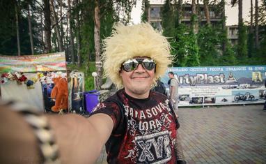 "Мотофестиваль ""Тарасова гора"". Фото – Юрий Бондаренко - фото 3"