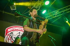Фото 19 - Мотофестиваль 'Тарасова гора'. Фото – Юрий Бондаренко