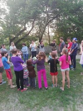 Фото 10 - Семейный лагерь 2018