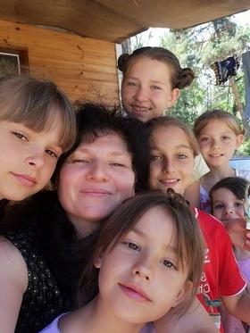 Фото 13 - Семейный лагерь 2018